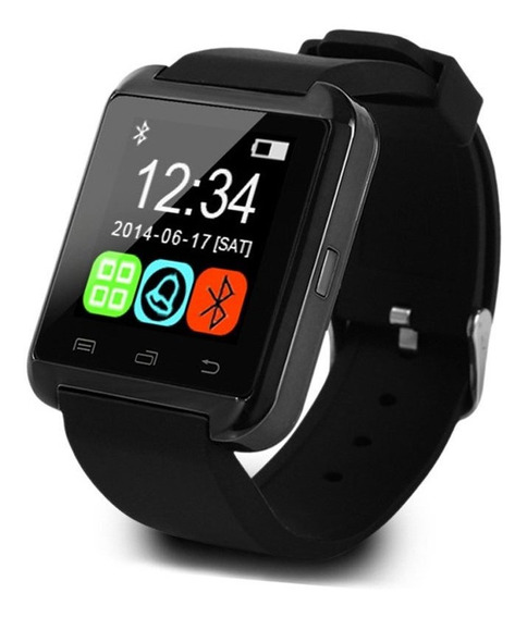 Touch Panel U8reloj Inteligente Uwatch Reloj De Pulsera