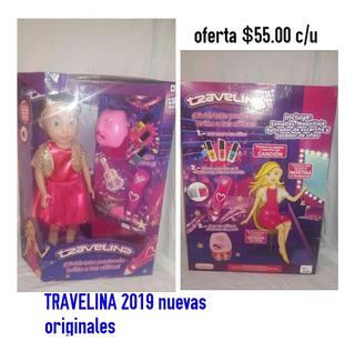 Travelina 2019 Nueva Originales