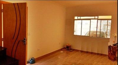 Sobrado Com 3 Dormitórios À Venda Por R$ 638.000 - Vila Alpina - São Paulo/sp - So1668