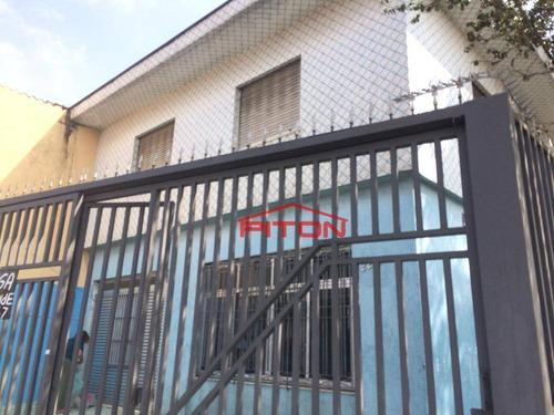 Imagem 1 de 20 de Sobrado Para Alugar, 300 M² Por R$ 4.500,00/mês - Cangaíba - São Paulo/sp - So2288