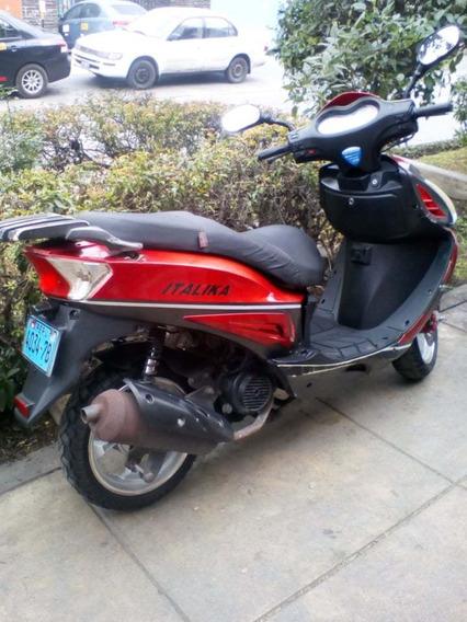 Moto Italika, Moto Scuter, Moto