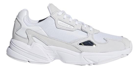 Zapatillas adidas Originals Moda Falcon W Mujer Bl/bl