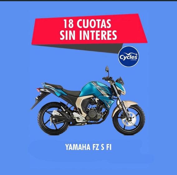 18 X $ 8544 Sin Anticipo Ni Interes Okm 2020 Fz Fis