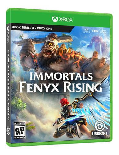 Imagen 1 de 10 de Immortals Fenyx Rising Xbox One Juego Nuevo Original
