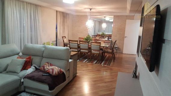Cobertura Com 4 Dormitórios À Venda, 360 M² Por R$ 1.585.000 - Jardim Esplanada - São José Dos Campos/sp - Co0004