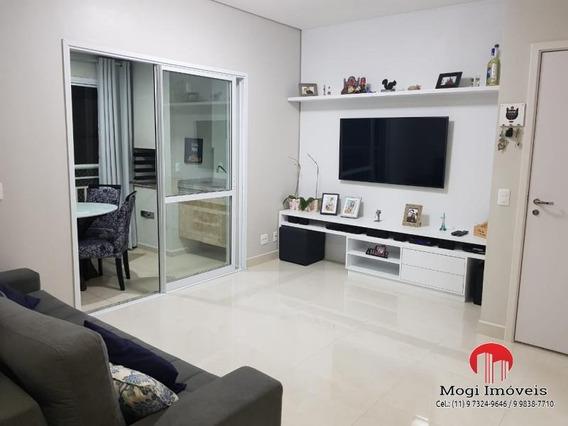 Apartamento Para Venda Em Mogi Das Cruzes, Vila Suissa, 3 Dormitórios, 1 Suíte, 3 Banheiros, 2 Vagas - Ap301_2-868541
