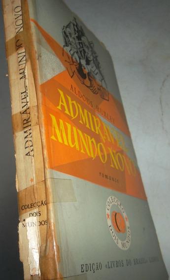 Livro - Literatura Estrangeira - Admirável Mundo Novo