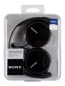 Fone De Ouvido Headset Som Alto Sony Zx110 - Original
