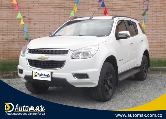 Chevrolet Trailbrazer Ltz 4x4, At 2.8