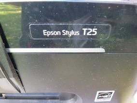 Impressora Epson T25 (não Funciona) Para Retirada De Peças
