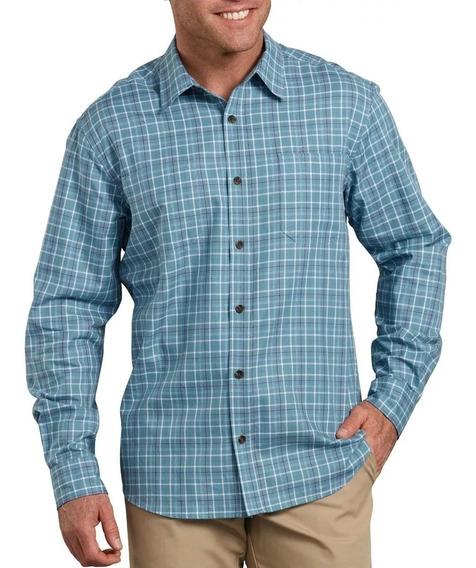 Camisa Dickies Wl526 Swyb 100%algodon