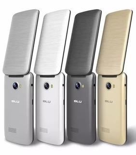 Celular Blu Diva Flex Dual Sim Fm Camera Abre E Fecha E1270