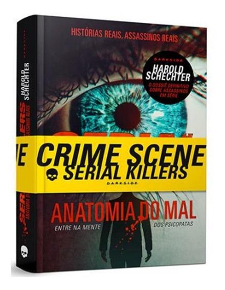 Livro Serial Killers - Anatomia Do Mal - Lacrado