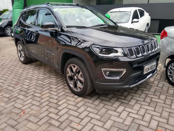 Jeep Compass Limited 4x2 2.0 2018