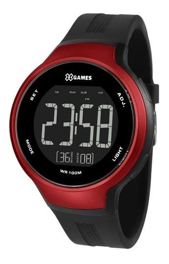 Relógio X Games Xmppd552 Pxpx = 17