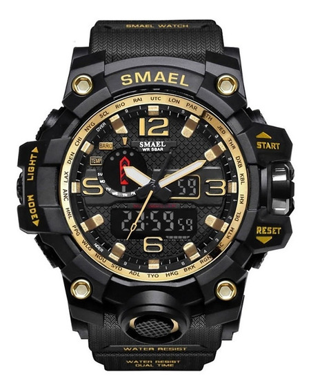 Relógio Masculino Esportivo 1545 À Prova D