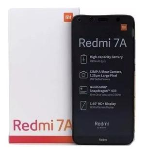 Xiaomi Redmi 7a 2gb Ram, 16gb Int (85vrds) Vidrio Instalado