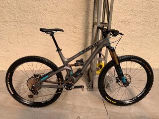 Bicicleta Moutain Bike Yeti Sb 5.5