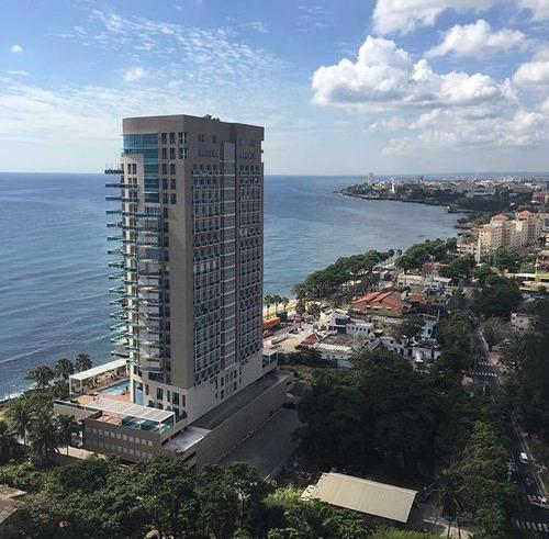 Apartamentos De 3 Habitaciones En El Malecon Frente Costa