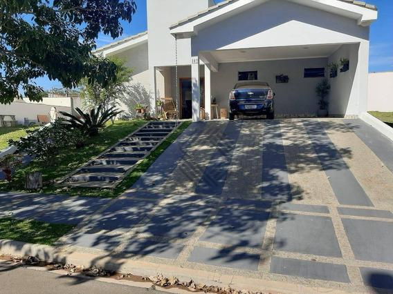 Casa Com 3 Dormitórios À Venda, 307 M² Por R$ 970.000,00 - Condomínio Lago Da Serra - Araçoiaba Da Serra/sp - Ca7131