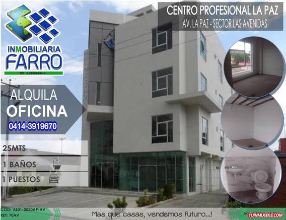 Alquiler De Oficina En El Sector Las Avenidas Al01-0030ap-av