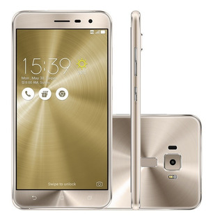 Celular Asus Zenfone 3 Ze522kl 64gb + Capa + Película 3d