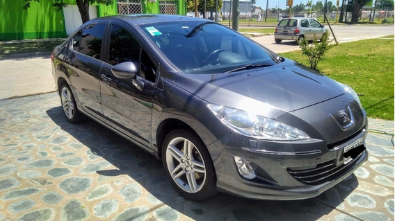 Peugeot 408 1.6 Sport Thp 163cv 2014