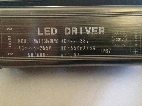 3 Driver Reator Para Refletoresde 50w