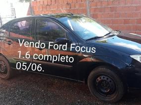 Ford Focus Sedan 1.6 Glx 4p 2005