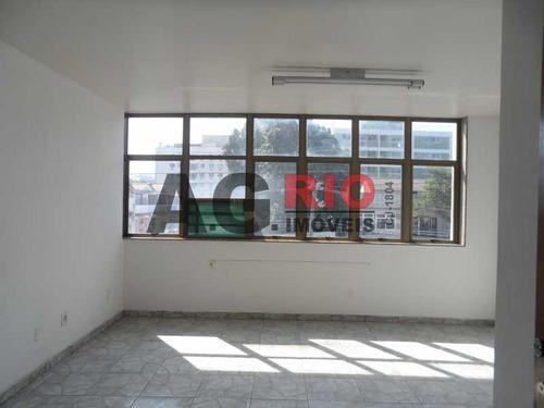 Imagem 1 de 6 de Sala-locação-taquara-rio De Janeiro - Tq2130