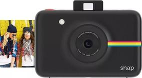 Câmera Instantânea Polaroid Snap Polsp01b 10mp Imagem De 2x3