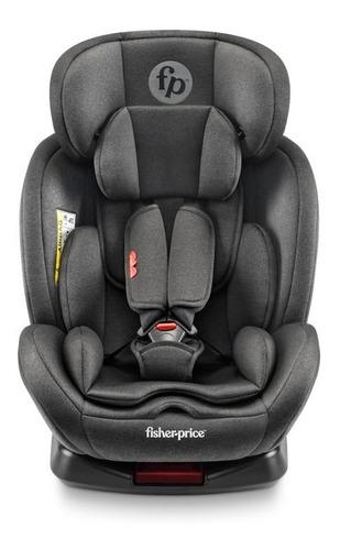 Cadeira Para Auto Snugfix 360º Rotacional Preta-fisher Price