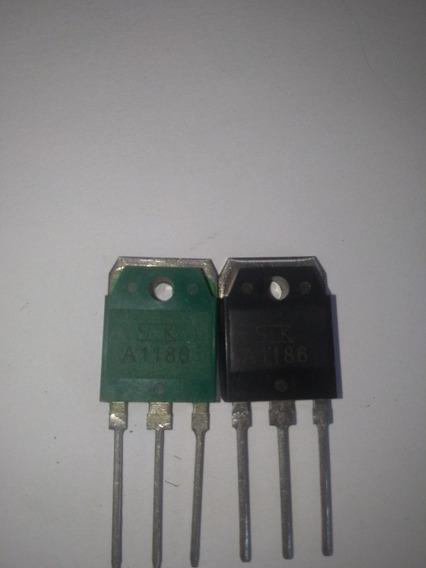 Transistor 2sa1186