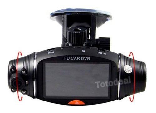Camara Filmadora P/ Vehiculo Hd Doble Camara Gps Ph Ventas