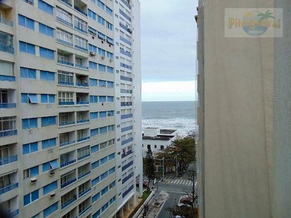 Praia Das Pitangueiras - Venda E Locação Temporada - Quadra Do Mar - Excelente Localização !!! - Ap3613