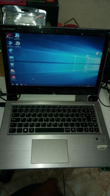 Notebook Lenovo Flex 14 I3 Defeito Leia Anuncio