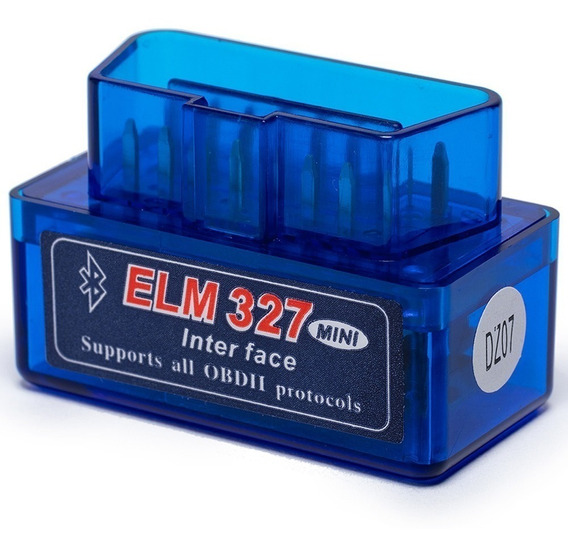 Mini Scanner Para Carros Obd2 Bluetooth V2.1 Elm327 Android