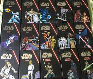 Star Wars Comics Planeta Deagostini Colección 15 Libros