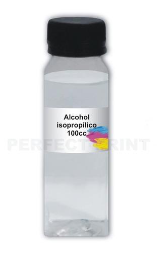 Alcohol Isopropilico X 100cc Alta Pureza 99,8%