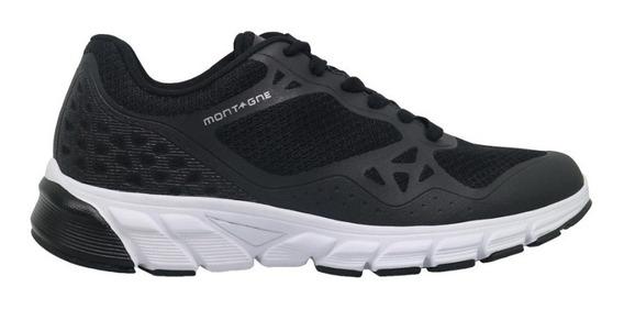 Zapatillas Montagne Acelerate Running Negro