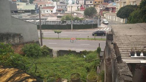 Terreno À Venda, Guiomar - Santo André/sp - 94567
