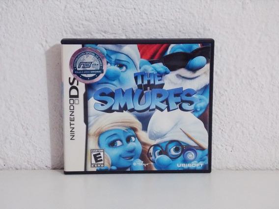 Os Smurfs Original Nintendo Ds Midia Fisica