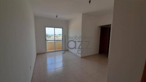 Apartamento Com 2 Dormitórios, 1 Suíte, À Venda, 65 M² Por R$ 286.000 - Centro - Sumaré/sp - Ap5855