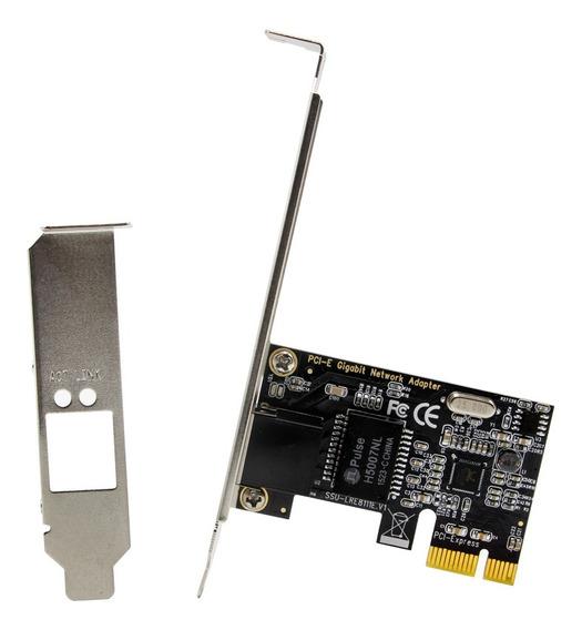 Placa De Rede Gigabit Pci-e Para Chip Embutido De 1000 Mbps