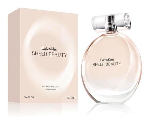 Perfume Original Beauty Sheer De Calvi - mL a $1499