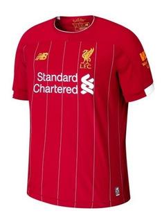 Camisa M. Salah Liverpool 2020 Pronta Entrega