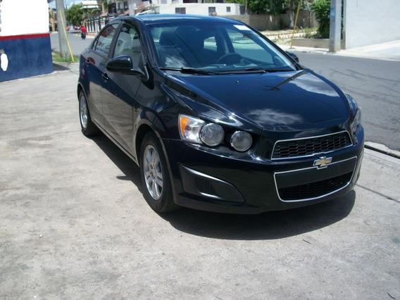 Chevrolet Sonic Americano