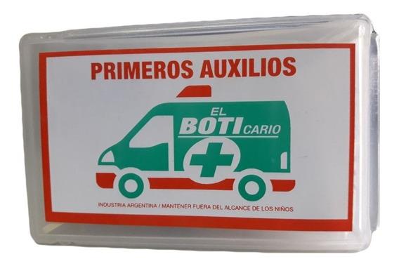 Botiquin Chico Auxiliar Reglamentario Autos - Apto Vtv - Jab