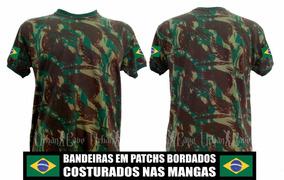 Camisa Camuflada Pescaria Bushcraft