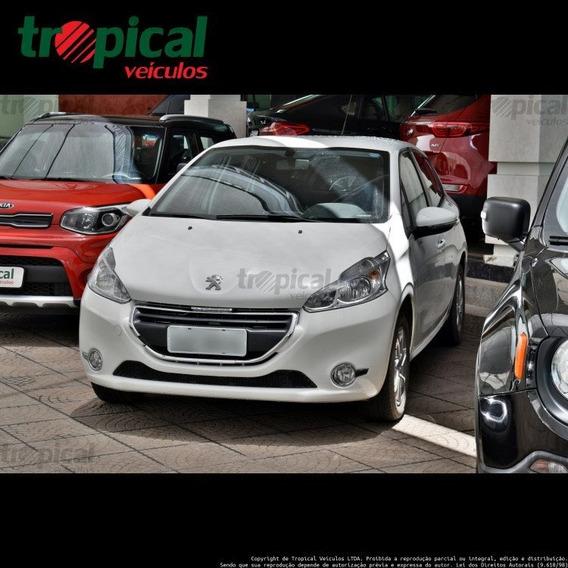 Peugeot 208 1.5 Active Pack 8v Flex 4p Manual